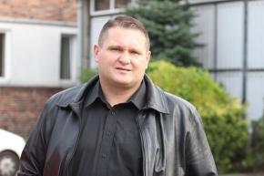 Klein rzecznikiem Niepokonanych 2012