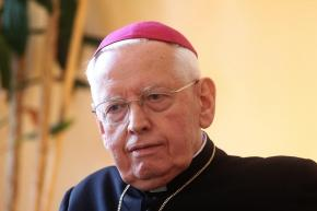 W Legnickim Polu uhonorowali biskupa Cichego