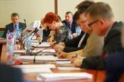 Legnica - Sesja rady miejskiej