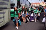 Legnica - Pielgrzymi ŚDM ruszają do Krakowa