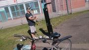 Legnica - Stacja naprawy rowerów