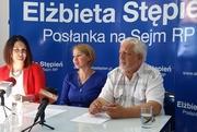 Legnica - Konferencja prasowa Nowoczesnej