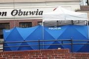 Legnica - Zwłoki na ulicy Chojnowskiej